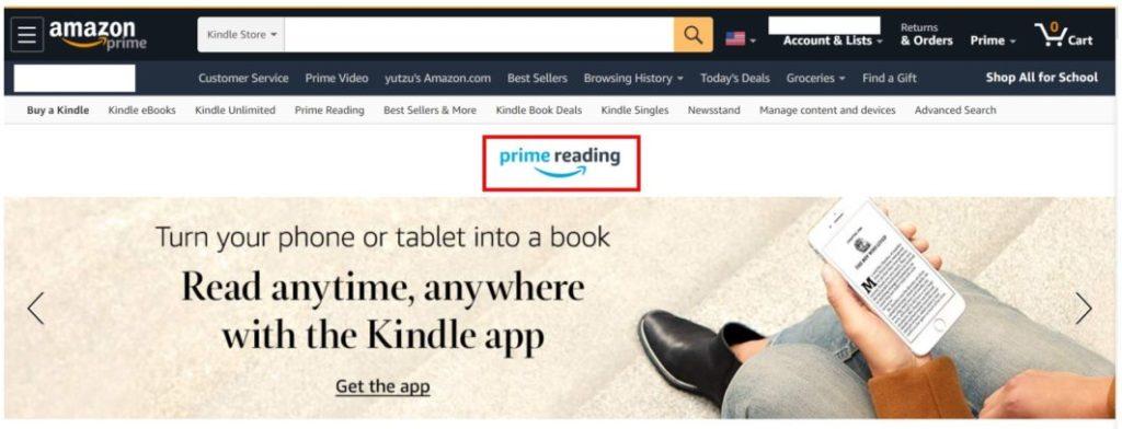 Prime Reading-1