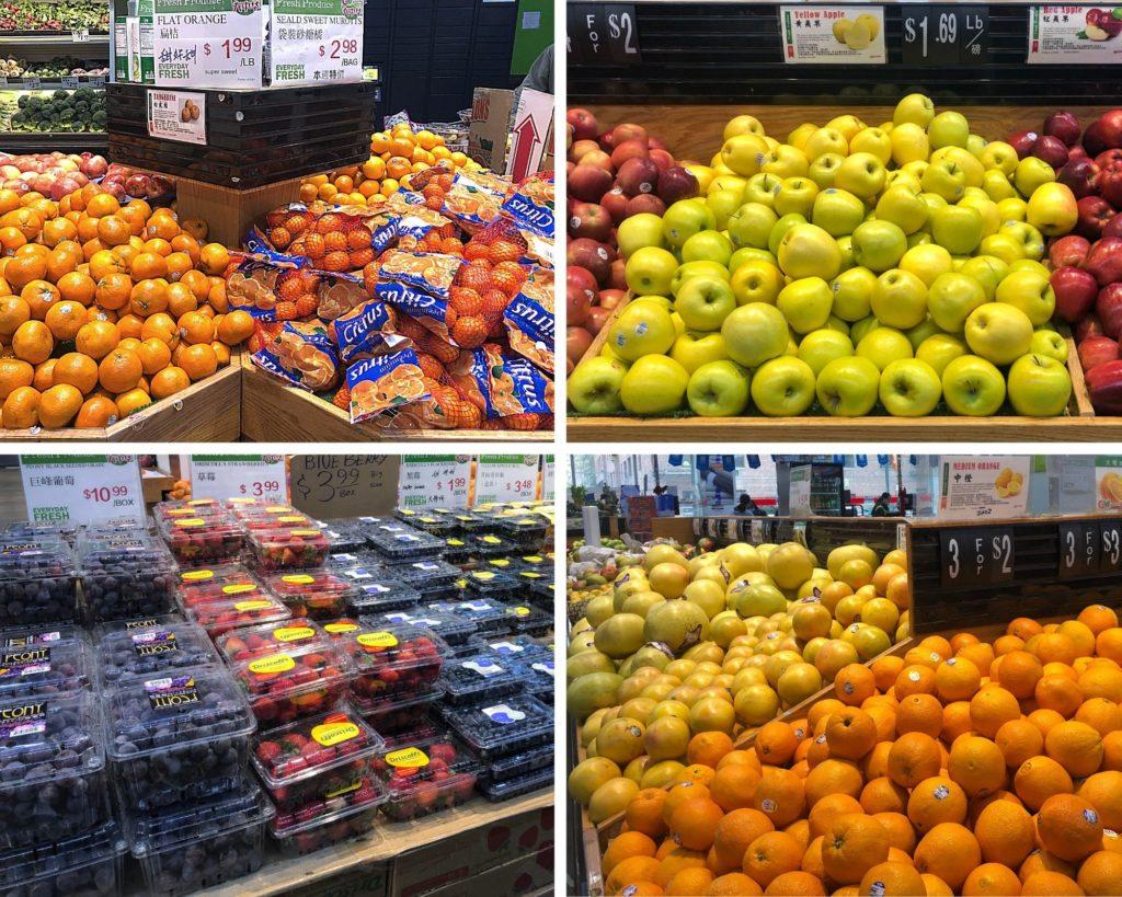 美國華人超市-水果