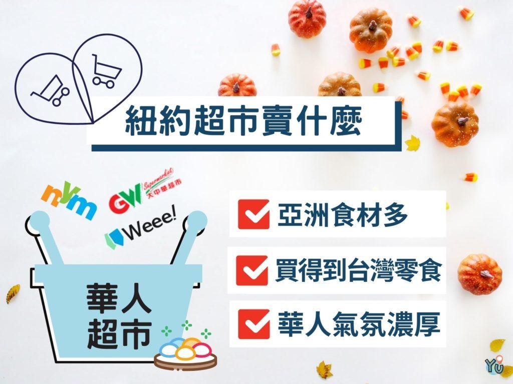美國華人超市