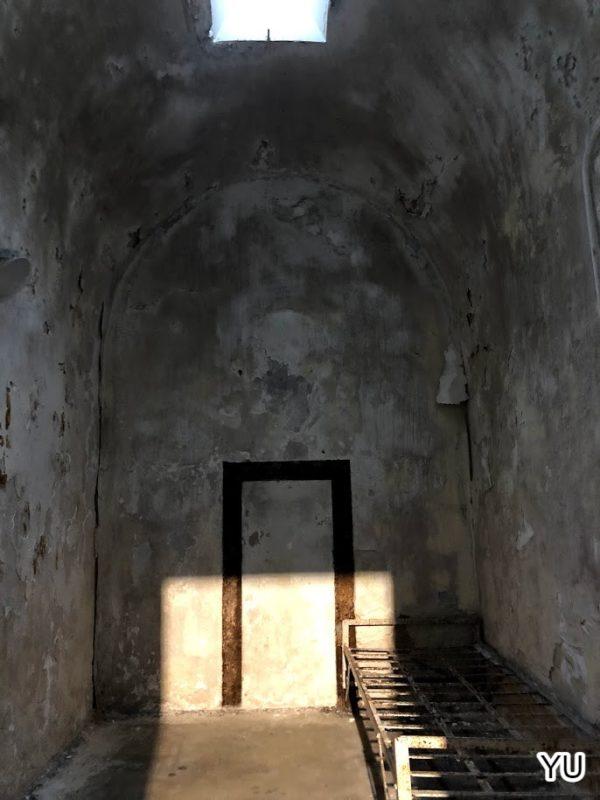 費城景點-東州教養所-囚室