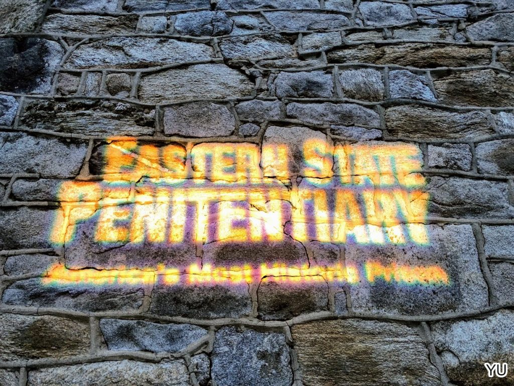 費城景點-東州教養所-Eastern State Penitentiary