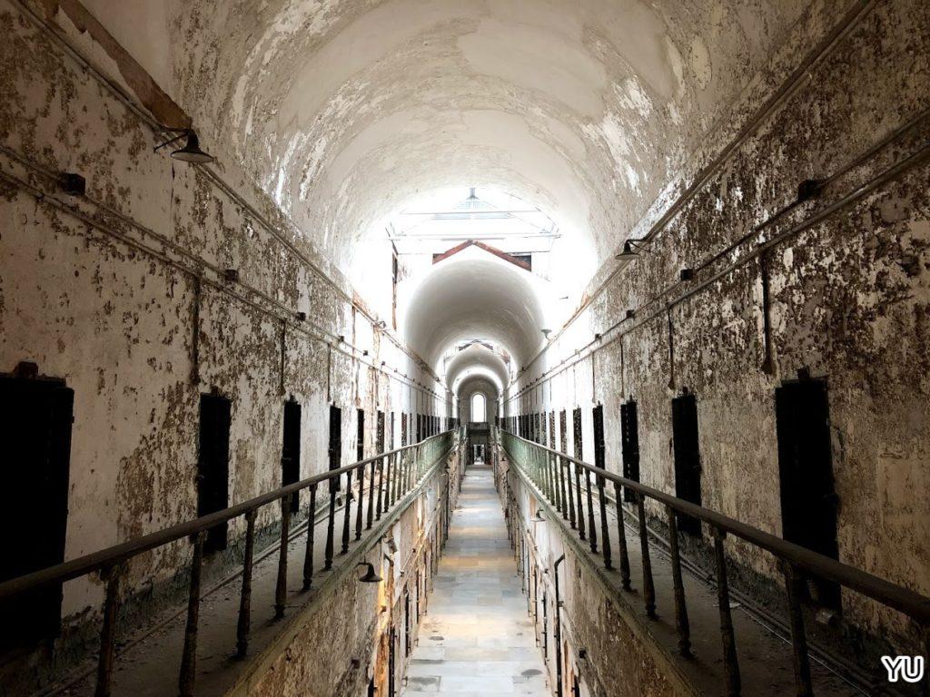 費城景點-東州教養所Eastern State Penitentiary