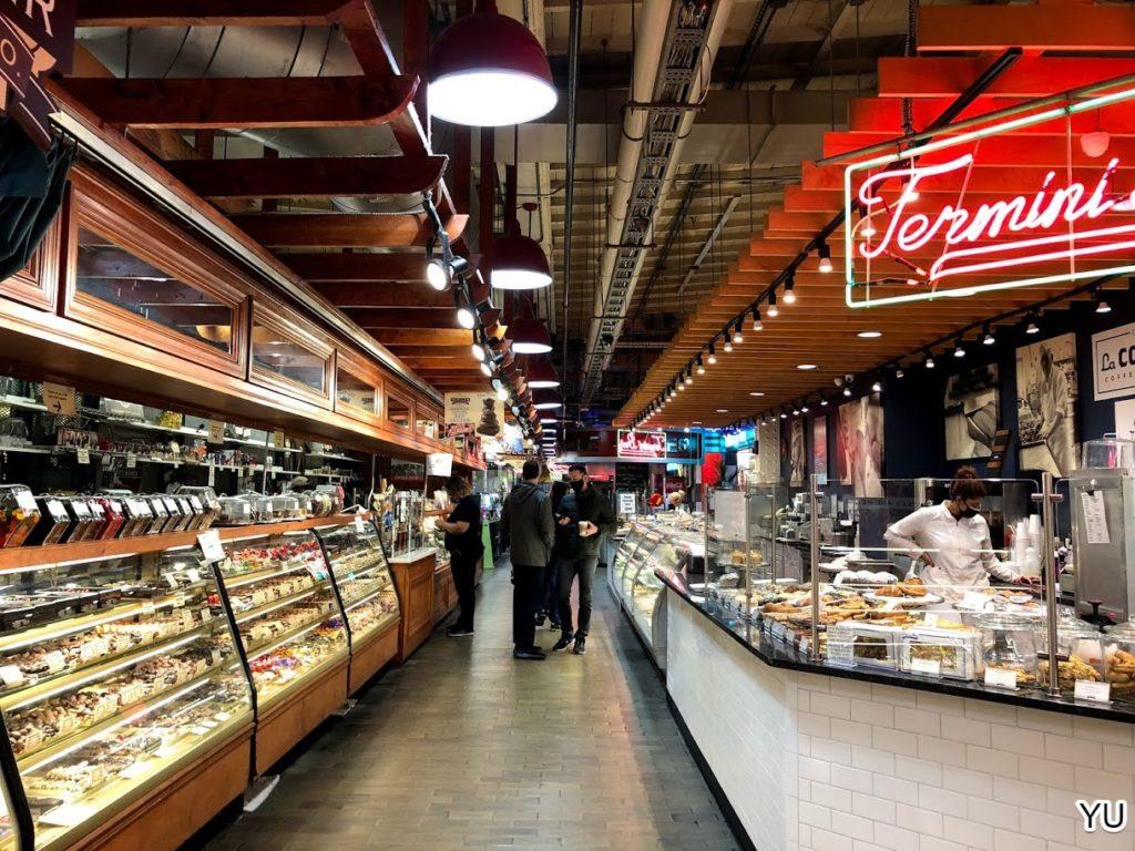 費城景點-瑞汀車站市場 Reading Terminal Market 1