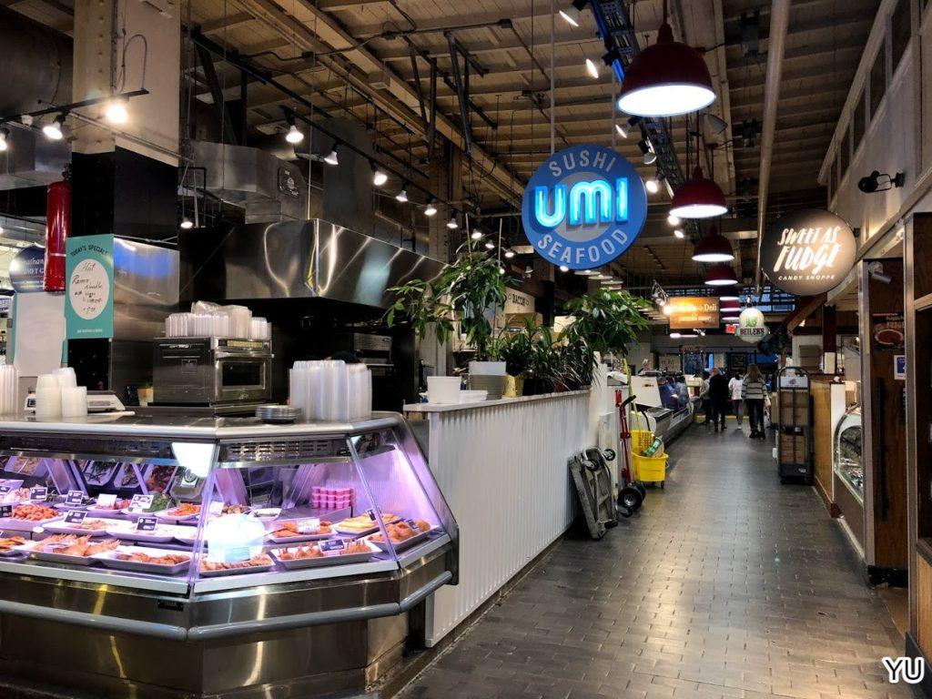 費城景點-瑞汀車站市場 Reading Terminal Market 2