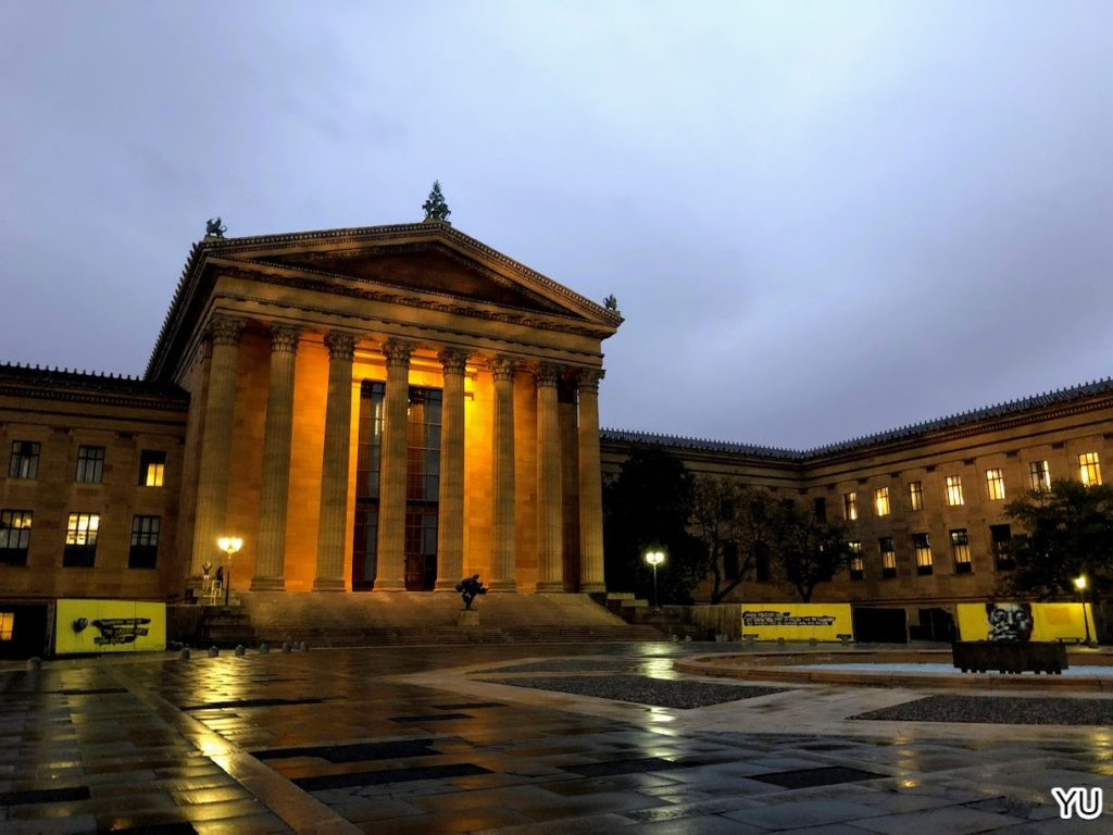 費城景點-藝術博物館 Philadelphia Museum of Art