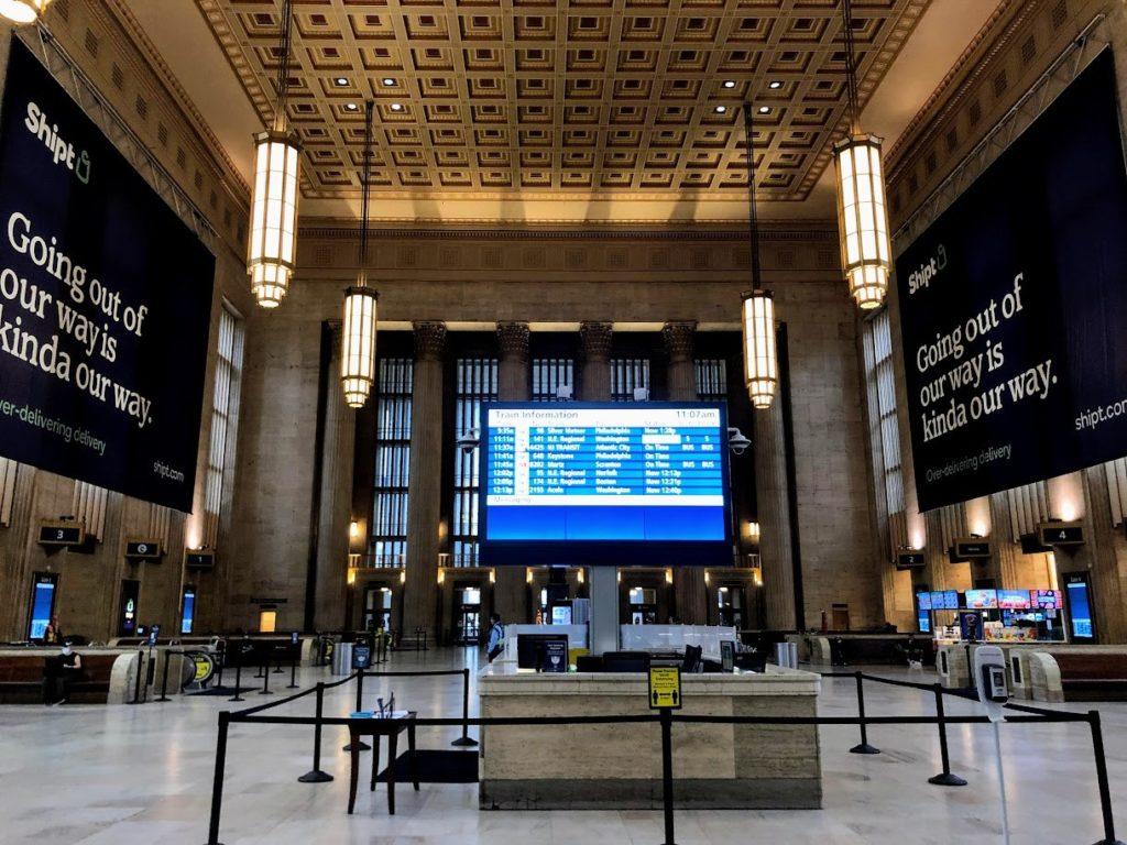 Philadelphia - 30th station