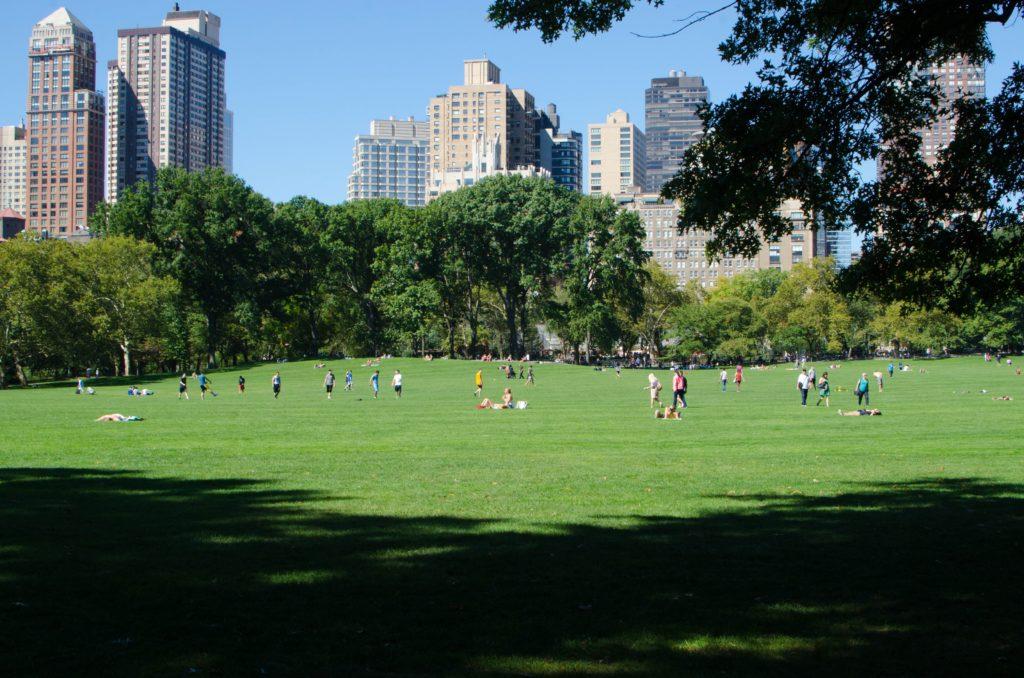 紐約放空景點-中央公園-1