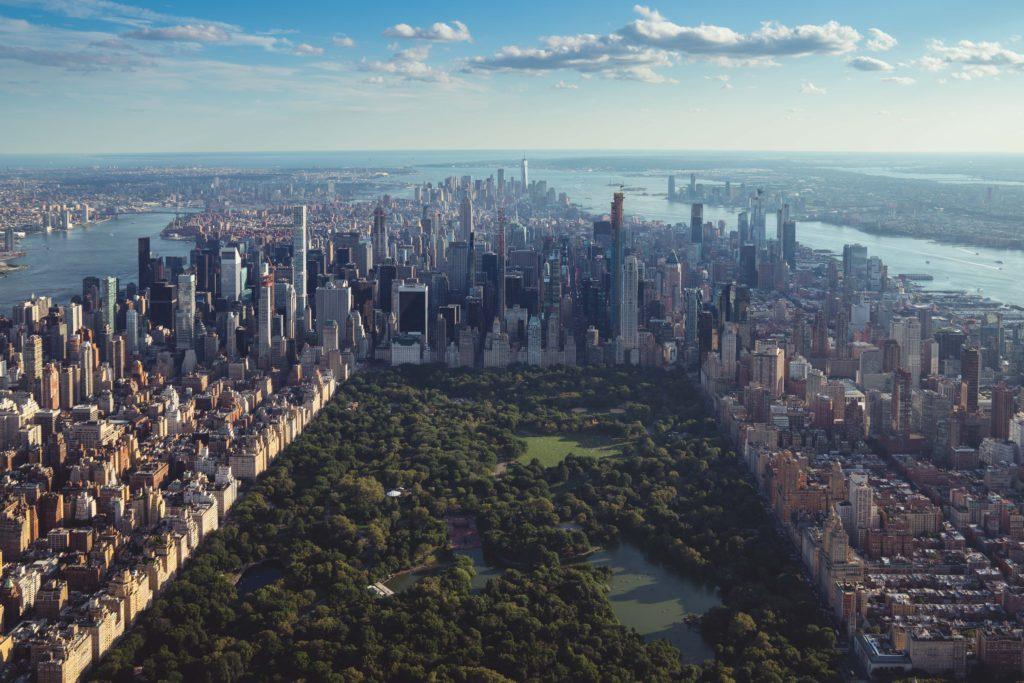紐約放空景點-中央公園