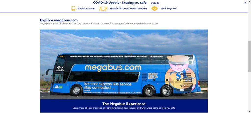 megabus 購票 - 小介紹